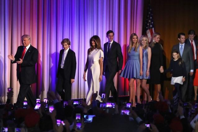 Meet the Trumps: dit is de familie van de 45ste president van Amerika