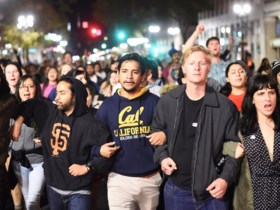 'Calexit': inwoners Californië willen <I>out</I> na verkiezingsuitslag