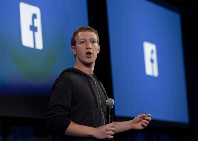 Zuckerberg ontkent dat Facebook rol speelde in overwinning Trump