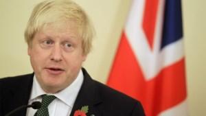 Boris Johnson komt niet naar informele Europese top