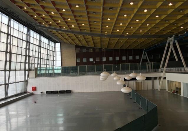 Iconische Sky Hall krijgt nieuw kleedje