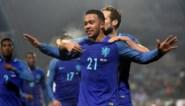 WK-KWALIFICATIE. Nederland dankt Depay, Griekenland laat punten liggen