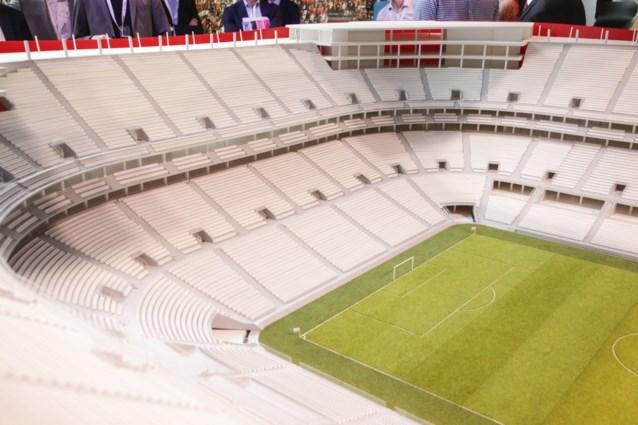 Bouwaanvraag voor Eurostadion ingediend
