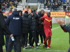 Lierse-fan in kritieke toestand weggevoerd na uitwedstrijd Tubeke