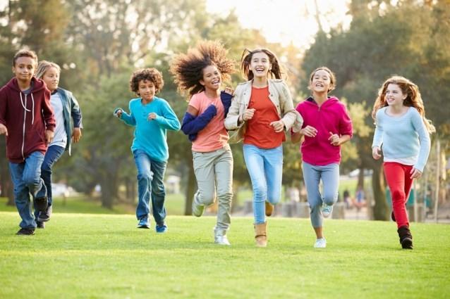 Vanaf lagere school bewegen meisjes nog amper