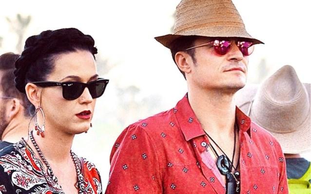 'Katy Perry en Orlando Bloom zijn uit elkaar'
