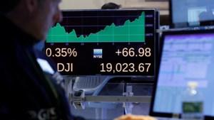 Dow Jones sluit boven 19.000 punten