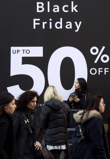 """Meer gekocht dan vorig jaar op """"Black Friday"""""""