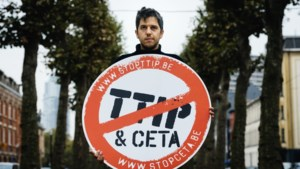 Waals Parlement krijgt Europese prijs voor verzet tegen handelsakkoord tussen de VS en de EU