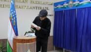 Stembureaus geopend in Oezbekistan