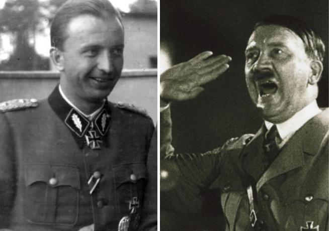 Corona Hitler