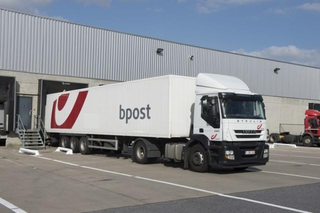 Na postbodes leggen nu ook chauffeurs bpost Luik het werk neer