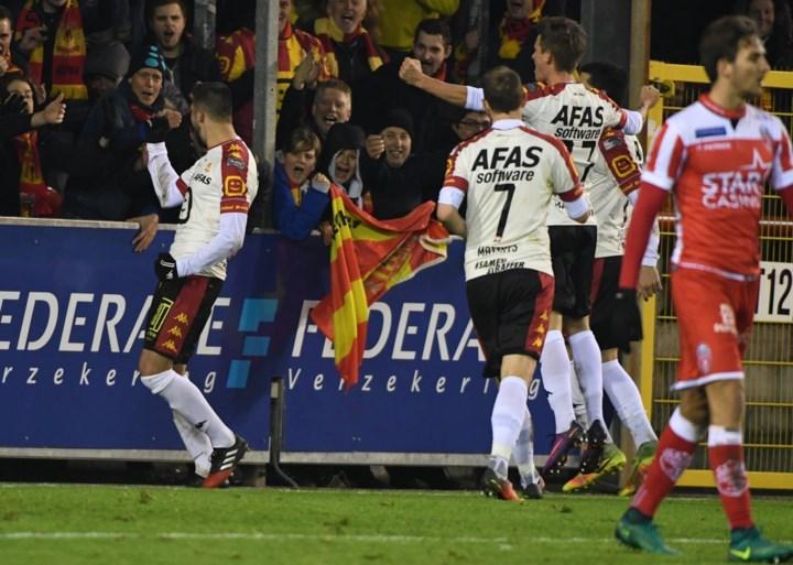 Pijnlijk debuut voor Rednic: KV Mechelen maakt er vier bij Moeskroen