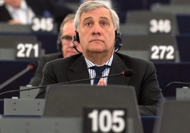 Antonio Tajani kandidaat-voorzitter Europees Parlement voor EVP