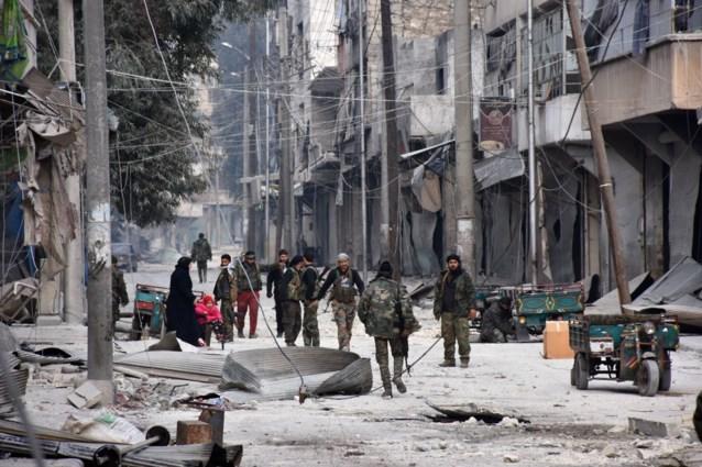 Syrisch leger executeert meer dan 80 burgers in Aleppo
