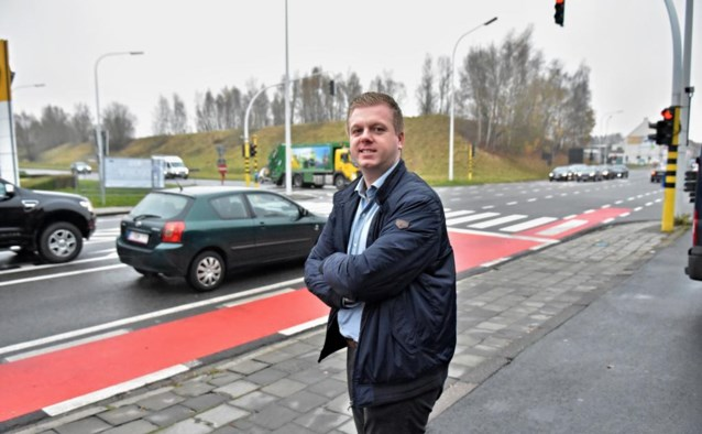R8 wordt nu al veiliger voor fietsers