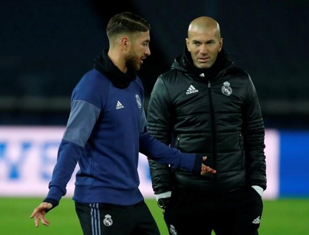 Real Madrid zonder aanvoerder in halve finale WK voor clubs