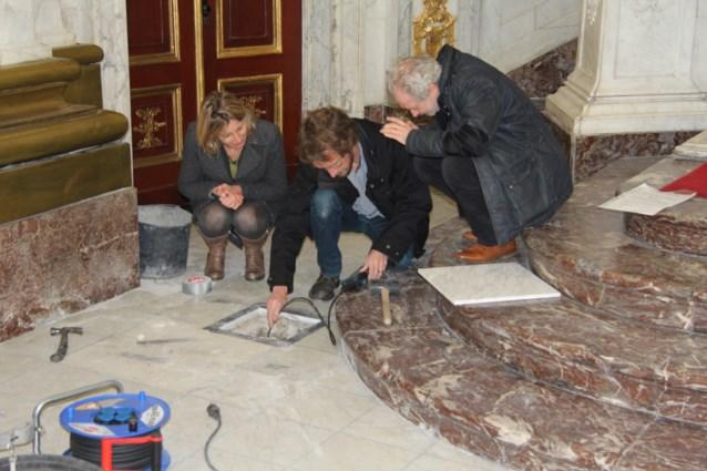 Urne van Margaretha van Oostenrijk is gevonden