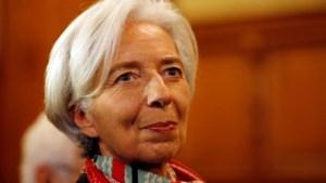"""IMF heeft nog altijd """"volste vertrouwen"""" in Lagarde"""