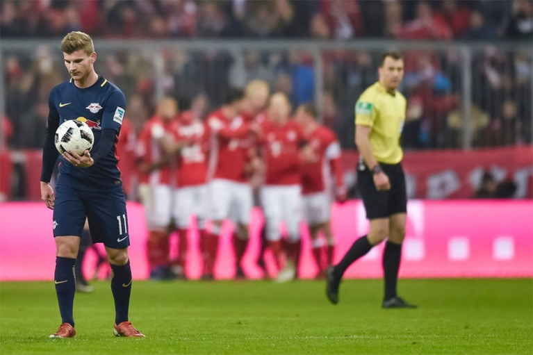 Bayern München zet revelatie Red Bull Leipzig op zijn plaats