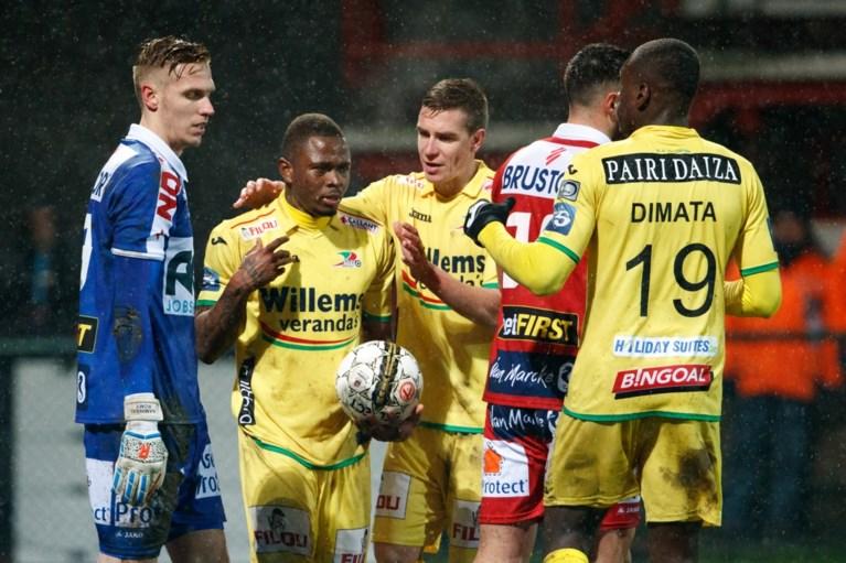 KV Oostende pakt belangrijke overwinning in Kortrijk
