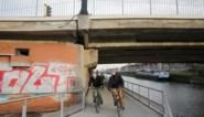 Fietsonderdoorgang aan Nieuwevaart na 2 jaar open