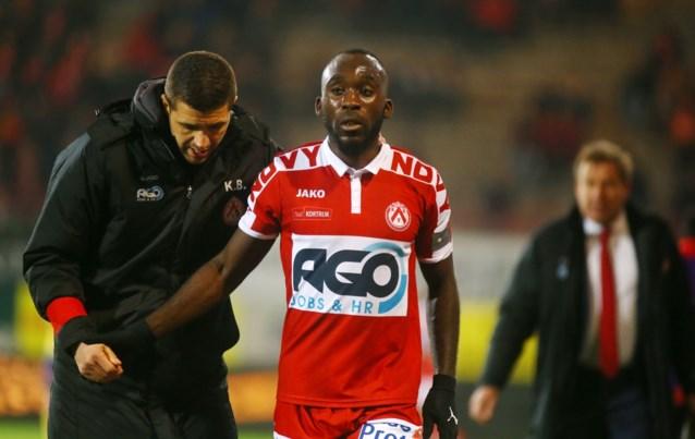 Sterkhouder KV Kortrijk en Antwerp-keeper in Congolese selectie voor Africa Cup