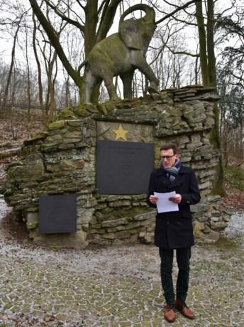 "Den Olifant ligt onder vuur, ""heronthulling"" monument zwengelt debat aan"