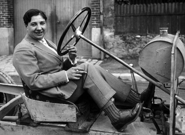 Het bizarre leven van Violette Morris: autocoureur, travestiet en nazibeul