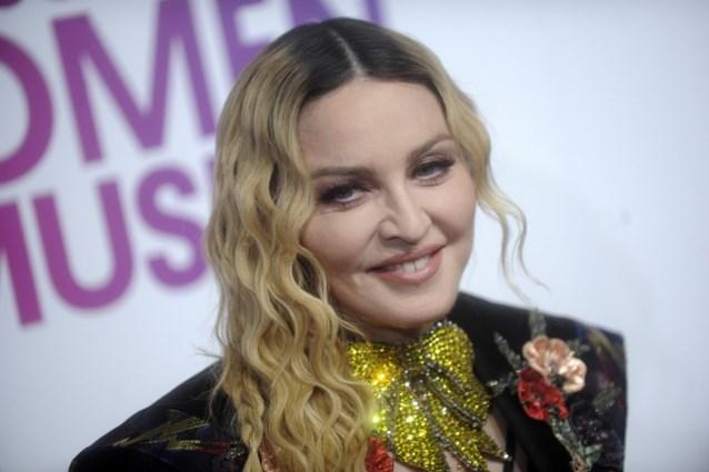 Madonna praat over haar liefde voor toyboys