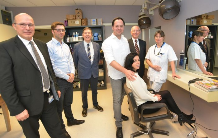 Opleiding voor Kanker Hair Professional van start