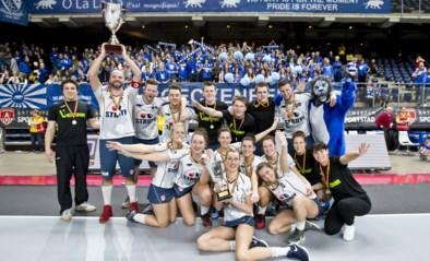 Boeckenberg verliest finale Europa Cup korfbal
