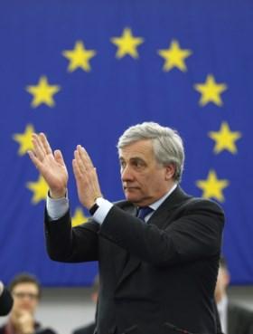 Antonio Tajani (63) is nieuwe voorzitter van Europees Parlement