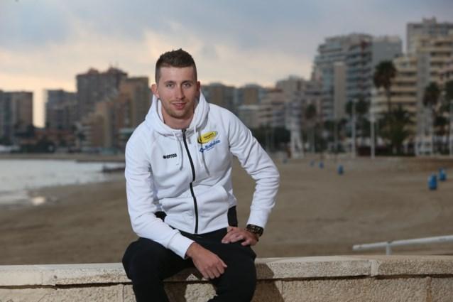 """Amaury Capiot: """"Doorstoten naar WorldTour-ploeg"""""""
