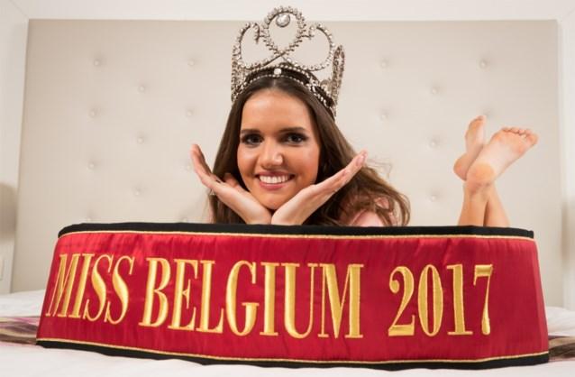 Miss België heeft onderzoek tegen racisme aan haar been