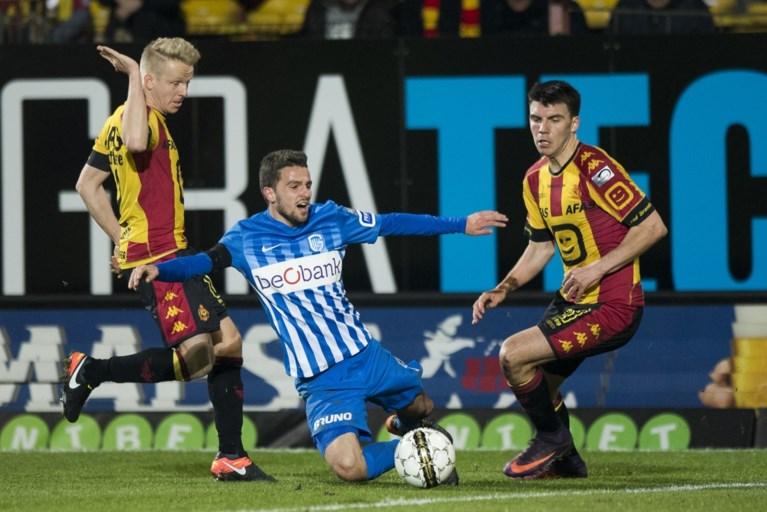 KV Mechelen zet Play-off 1 ambities in slotminuut kracht bij met zege tegen Genk