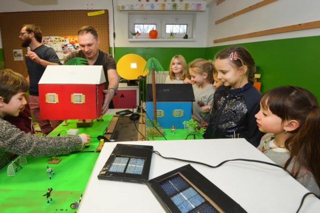 Bronsgroen gaat scholen sensibiliseren voor alternatieve energie