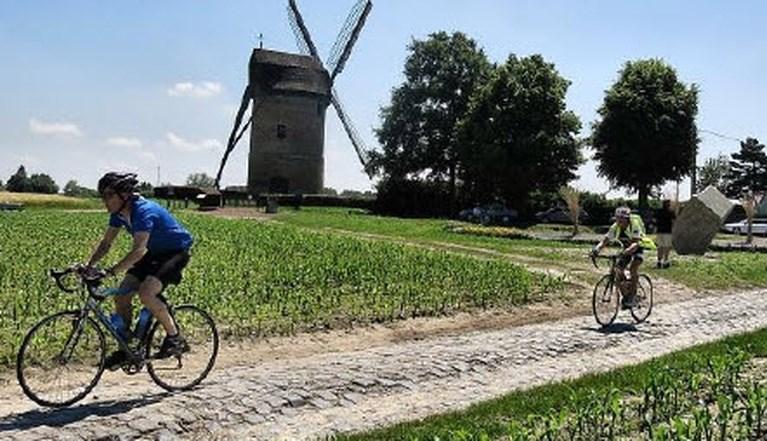 Tom Boonen krijgt speciaal fandorp van 200 meter tijdens Parijs-Roubaix
