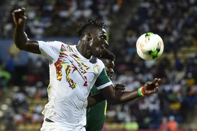 Anderlecht-verdediger Kara krijgt plaatsje in Elftal van de Africa Cup 2017