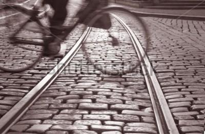 Nooit meer vallen met je fiets in de tramsporen (Gent) - Het ...
