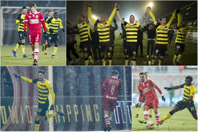 Lierse wint clash in 1B en zet Antwerp op twee punten