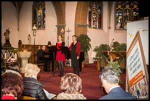 FOTO. Geheime Liefde in kerk Beervelde