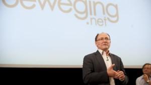 Topman ruilt beweging.net voor Europese Commissie