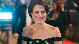 Kate Middleton gaat met alle aandacht lopen op BAFTA's