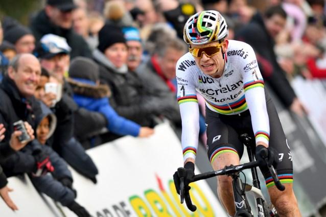 Wie pakte het meeste prijzengeld: Van Aert of Van der Poel?