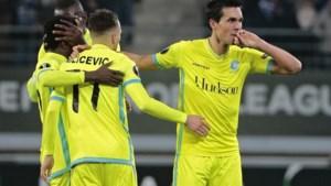 """Anderlecht en AA Gent staan in """"elftal van de week"""" van Europa League"""