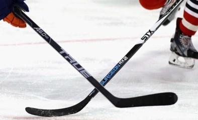 IJshockeywedstrijd vroegtijdig gestaakt na schermutselingen
