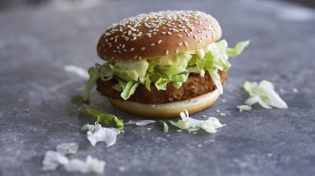 McDonald's lanceert reeks vegetarische alternatieven
