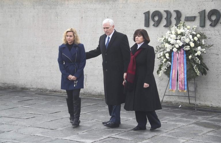 Gestolen poort concentratiekamp Dachau terug in Duitsland