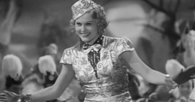 Ze was de ster van de nazifilms. Maar ze droeg een levensgevaarlijk geheim met zich mee